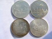 Монеты и купюры